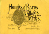 Homes and Barns for Villages and Farms