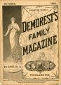 Demorest's Family Magazine advertisement, October 1892