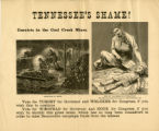 Tennessee's Shame! Convicts in the Coal Creek Mines.