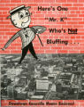 "Here's One ""Mr. K"" Who's Not Bluffing...  Downtown Knoxville Means Business!"