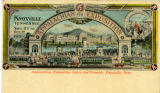 1911 Appalachian Exposition Gates postcard