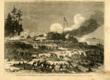Harper's Weekly.  January 9, 1864.  Fort Sanders Assaulted...