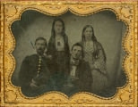 Civil War ambrotype [Willett?]