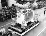 Ritta Community float, 1955