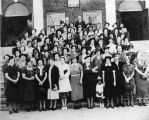McCalla Avenue Baptist Church, Gleaner's Class, 1939.