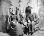 McCammon family, ca. 1895