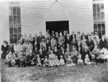 Sawyers - Harris reunion, 1929