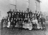 Washington School, Knox County, TN. Ca. 1903.