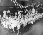 Bell House School Kindergarten, ca. 1916