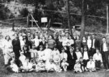 Whedbee family reunion, 1923