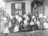Stony Point School, ca. 1902