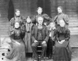 Bishop family, ca. 1895