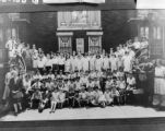 Park City Methodist Church Vacation Bible School, June 1928
