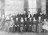 Smith and Broome families, ca. 1918