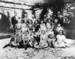 Sterchi and Davies families, 1944