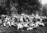 Knoxville Florist Society picnic, 1915