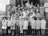 Powell Station School, 1928