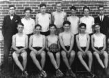 Powell High School basketball team, 1931
