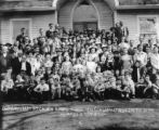 Glenwood Baptist Church Sunday School, 1942