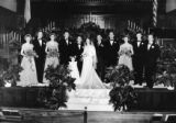 Ragsdale - Griffin wedding, 1951