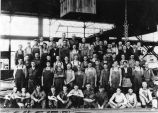 Knoxville Iron Company workers, 1925