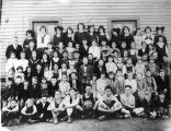 Valley View School, 1921-1922.