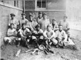 Johnson Bible College baseball team, ca. 1915