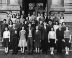 Knoxville High School Student Council, 1943