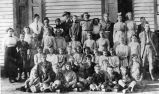 Gap Creek School, ca. 1915