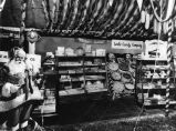 Leslie Candy Co. display, ca. 1925