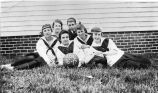 Johnson Bible College women's basketball champions, 1916-1917