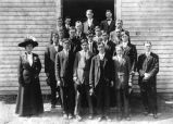 Jones Chapel Methodist Church Bible Class, 1914