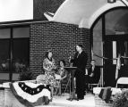 Richard Leake Recreation Center dedication, 1965