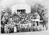 Blue Grass School group, 1933