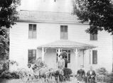 Williams. Elbert & Mary Williams home, Maryville Pike, ca. 1875