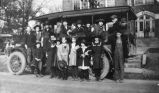 Smithwood School first bus, 1921