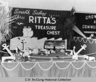 Ritta Community exhibit, TVA&I Fair, 1955