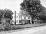 Anderson.  Home of William and Elizabeth Anderson, ca. 1880.
