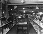 Unidentified store interior