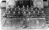 Knoxville high School football team, 1924