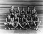 Park City Lowry boys basketball team, 1925