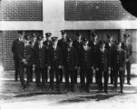 Knoxville Power and Light Company service men, 1925