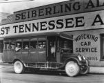 Knoxville - Maynardsville - Sharp's Chapel bus, 1925