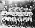 "University of Tennessee ""Varsity"" baseball, 1919-1920"