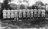 """Polarine"" baseball team, 1920"