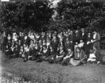 Harvest Reapers Sunday School class, 1920