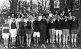 University of Tennessee cross country track team, 1920