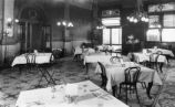 Crescent News Company dining room