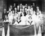 Farragut High School Claxtonians, 1921