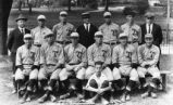 University of Tennessee baseball team, 1921